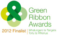 Green Ribbon Awards 2012 Finalist